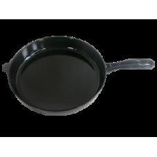 Litinová pánev černá průměr 24 cm