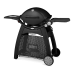 Weber Q 3000 černý