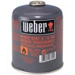 Plynová kartuše šroubovací Weber 445 g